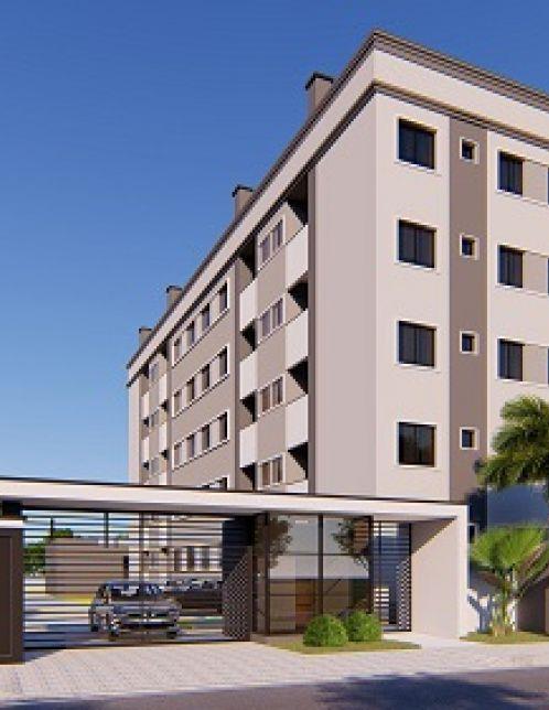 Fachada do imóvel Apartamento 2 dormitórios