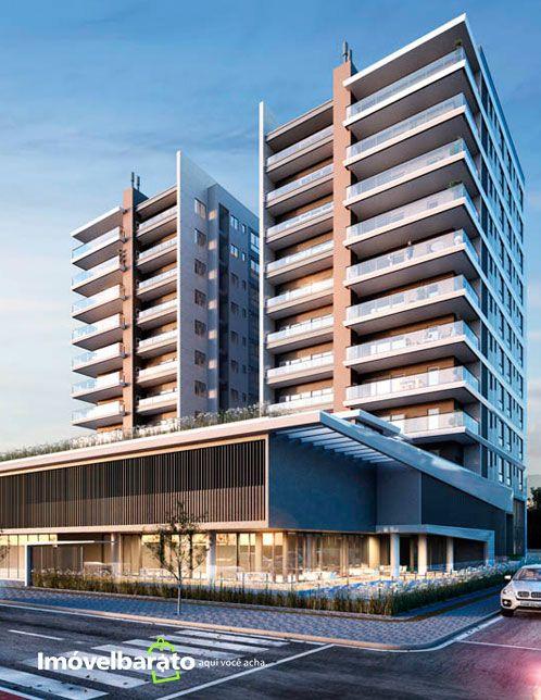 Fachada do imóvel Apartamentos com 3 ou 4 suítes