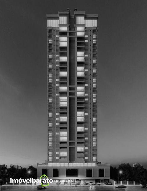Fachada do imóvel Apartamento 3 suítes - Itajaí
