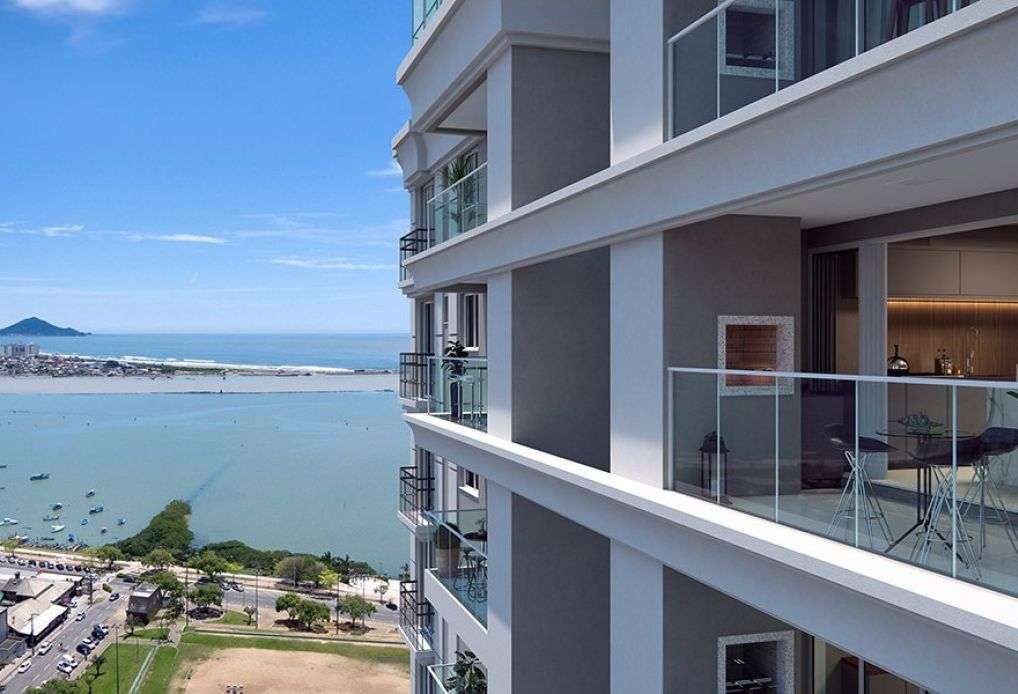 Galeria 1 Apartamento 3 suítes - Itajaí